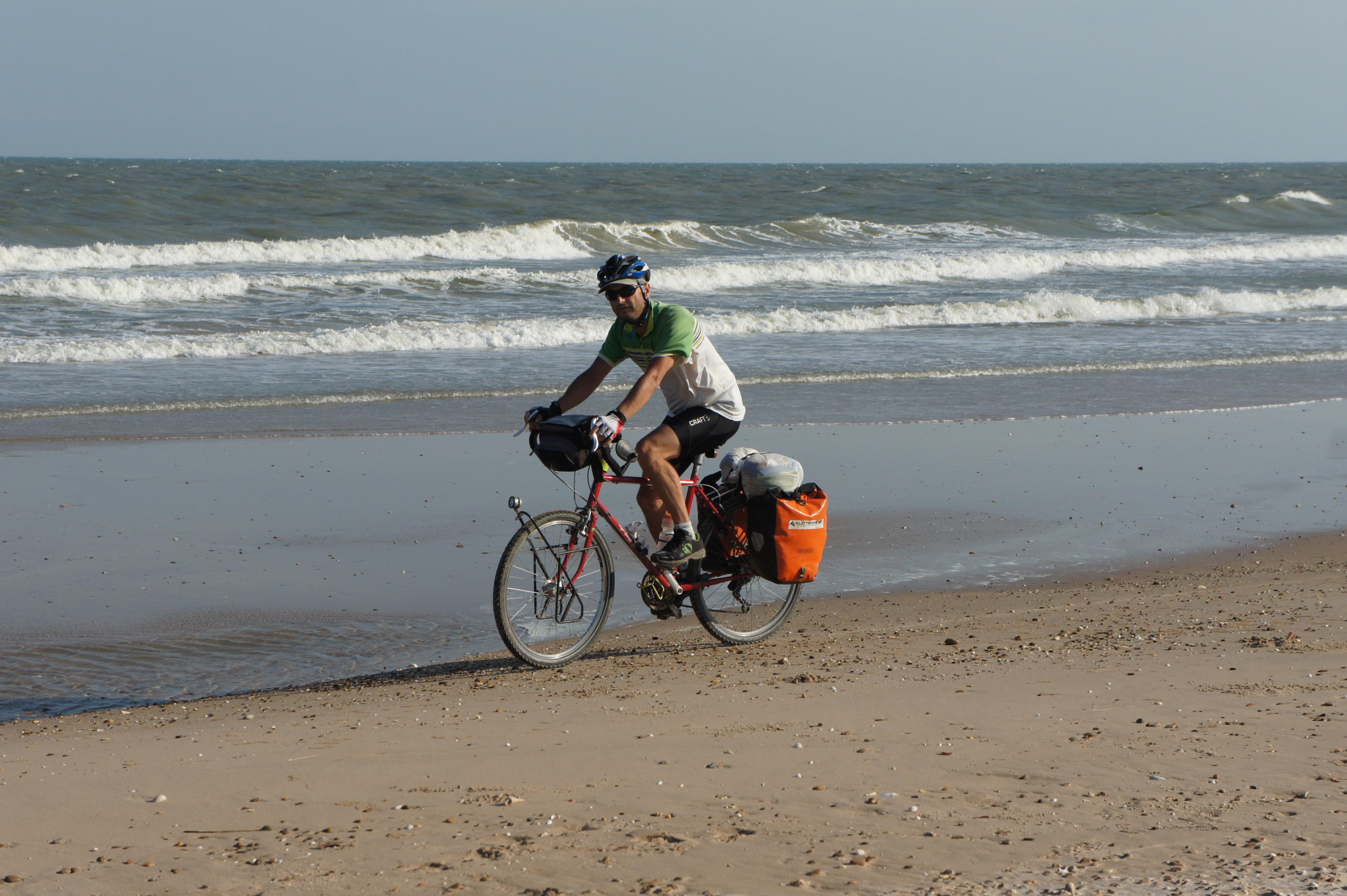 Beach cruising